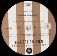 Franz Liszt , RIAS Symphonie-Orchester Berlin , Karl Rucht - Ungarische Rhapsodie