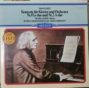 Franz Liszt / France Clidat / Roger Norrington / Orchestra Della Residenza Di La Haye - Konzert Für Klavier Und Orchester Nr. 1 Es-dur Und Nr. 2 A-dur