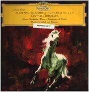 Franz Liszt - »Mazeppa« · Rapsodia Hungara No.4,5 · Fantasia Hungara No.4