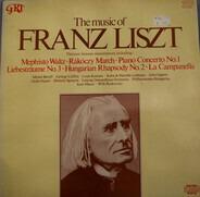 Franz Liszt - The Music Of Franz Liszt