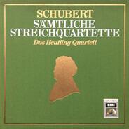 Franz Schubert , Heutling-Quartett - Sämtliche Streichquartette