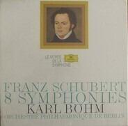 Franz Schubert / Karl Böhm,  Berliner Philharmoniker - 8 Symphonies