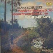Schubert - Wanderer Fantasie D.760 Moments musicaux D.780