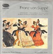 Franz Von Suppé Dirigent: Julius Rudel - Orchester Der Wiener Staatsoper - Ouvertüren