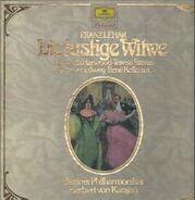 Franz Lehár/ Karajan, Berliner Philharmoniker, R. Kollo, E. Harwood, T. Stratas, W. Hollweg - Die Lustige Witwe