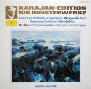 Liszt, Smetana - Les Préludes - Ungarische Rhapsodie Nr. 4 - Vyšehrad - Die Moldau