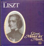 Franz Liszt - Große Meister der Musik