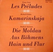 Franz Liszt / Bedřich Smetana , Gewandhausorchester Leipzig / Václav Neumann - Les Preludes / Die Moldau