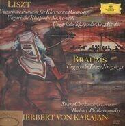 Liszt / Brahms - Ungarische Fantasie, Ungarische Rhapsodie Nr.4-5 / Ungarische Tänze