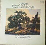 Schubert - Sinfonie Nr. 8 'Die Unvollendete' / Sinfonie Nr. 4 'Die Tragische'