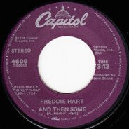 Freddie Hart - And Then Some / Toe To Toe