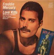 Freddie Mercury - Love Kills (Extended Version)