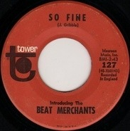 Freddie & The Dreamers / The Beat Merchants - You Were Made For Me / So Fine