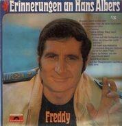 Freddy Quinn - Erinnerungen An Hans Albers