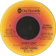 Freddy Fender - Secret Love