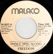 Freedom - Dance Sing Along / Set You Free