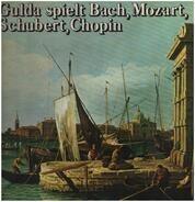 Friedrich Gulda - Bach, Mozart, Schubert, Chopin