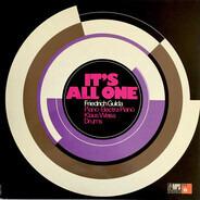 Friedrich Gulda - It's All One