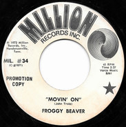 Froggie Beaver - Movin' On