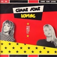 Fun Fun - Gimme Some Loving (House Mix)