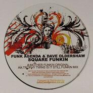 Funkagenda & Dave Oldershaw - SQUARE FUNKIN