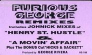 Furious George - Remixes
