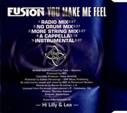 Fusion - You Make Me Feel