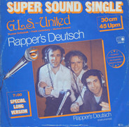 G.L.S.-United - Rapper's Deutsch