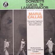 Donizetti - Lucia Di Lammermoor - Großer Querschnitt - Italienisch Gesungen