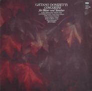 Donizetti - Concertini Für Bläser Und Streicher