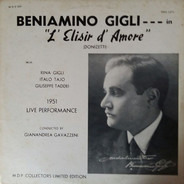 Donizetti - L'elisir D'amore
