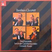 Donizetti / Rossini - Streichquartette Berühmter Opernkomponisten