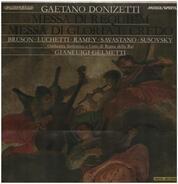 Gaetano Donizetti - Messa di Requiem - Messa di Gloria e Credo