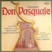 Gaetano Donizetti/ H. Wallberg, Münchner Rundfinkorchester, L. Popp a.o. - Don Pasquale