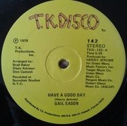 Gail Eason - Have A Good Day