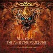 Gamma Ray - Hell Yeah - the Awesome..