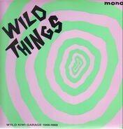 Garage Compilation - Wild Things - Wyld Kiwi Garage 1966-1969
