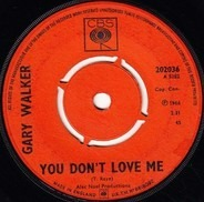 Gary Walker - You Don't Love Me