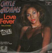 Gayle Adams - Love Fever