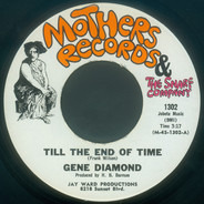 Gene Diamond - Till The End Of Time / Lonely Drifter