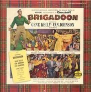 Gene Kelly - Van Johnson - Brigadoon (Selections Recorded Directly From The Sound Track)