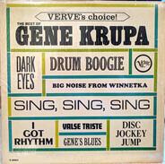 Gene Krupa - The Best Of Gene Krupa