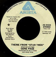 Gene Page - Theme From 'Star Trek'