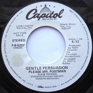 Gentle Persuasion - Please Mr. Postman