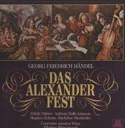 Georg Friedrich Händel - Felicity Palmer • Anthony Rolfe Johnson , Stephen Roberts • Stockholm Bach - Das Alexanderfest