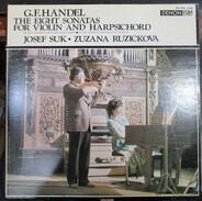 Händel - The Eight Sonatas For Violin And Harpsichord