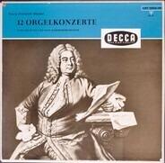 Georg Friedrich Händel , Karl Richter - 12 Orgelkonzerte