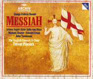Georg Friedrich Händel , Arleen Auger , Anne Sofie Von Otter , Michael Chance , Howard Crook , John - Messiah
