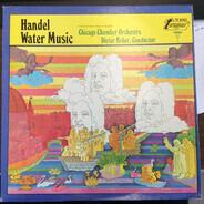 Händel, Chicago Chamber Orchestra, Dieter Kober - Water Music