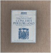 Händel - Concerti Per L'Organo Ed Altri Stromenti
